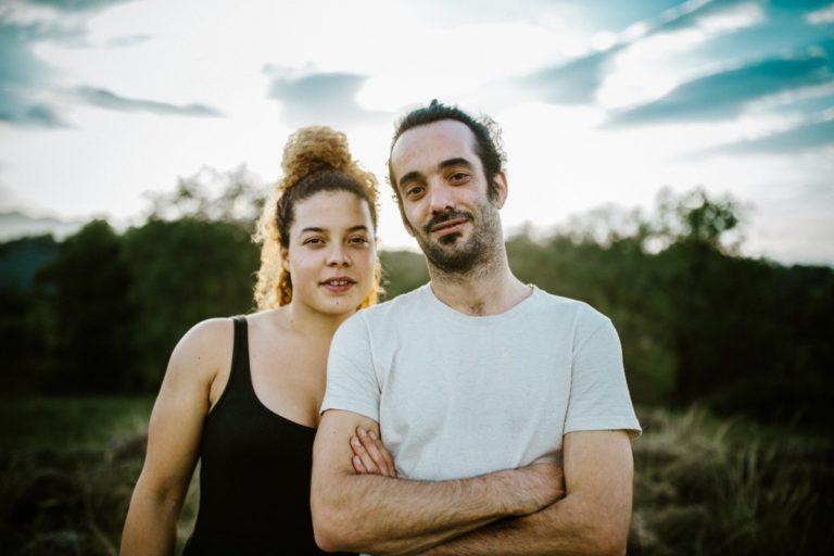 Marcel Lazara i Júlia Arrey