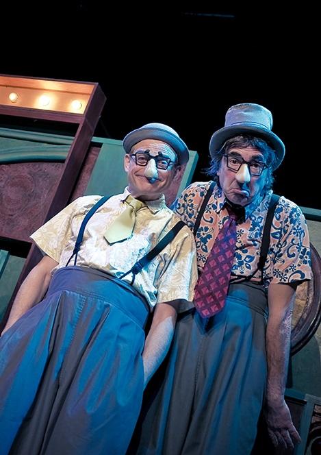 OPPS!! de la cia Teatre Mòbil