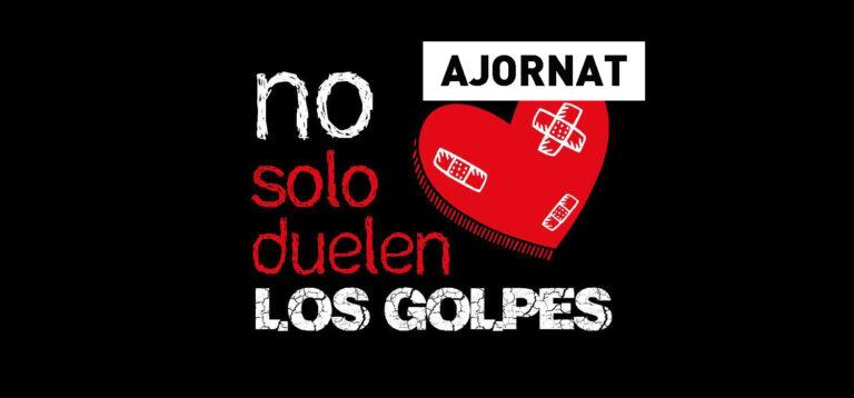 NO SOLO DUELEN LOS GOLPES amb Pamela Palenciano – AJORNAT!!