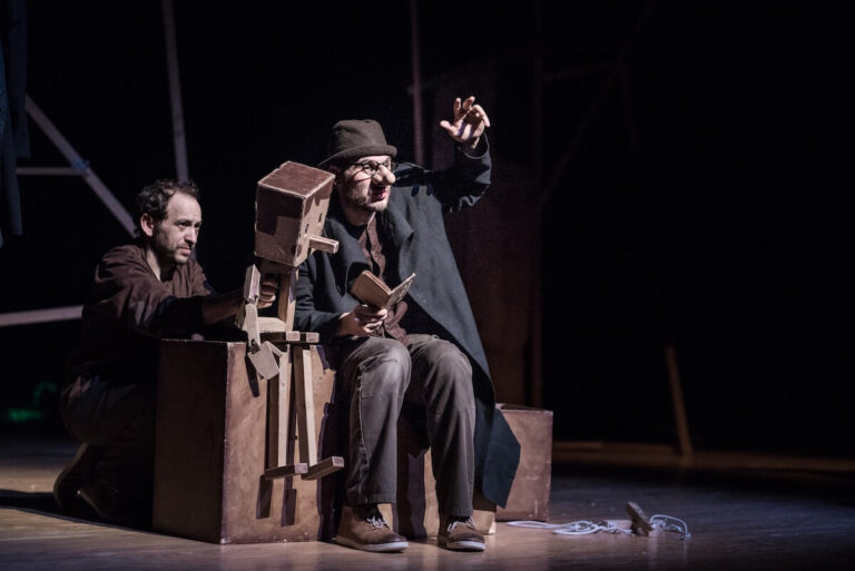 PINOCCHIO de La Baldufa Teatre