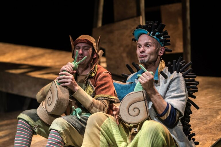 LA FAULA DE L'ESQUIROL de La Baldufa Teatre
