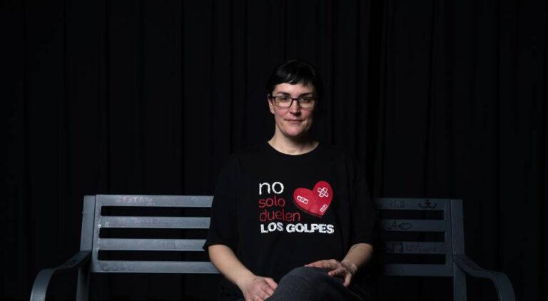 NO SOLO DUELEN LOS GOLPES amb Pamela Palenciano