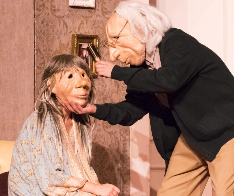 ANDRÉ I DORINE de la Cia. Kulunka Teatro