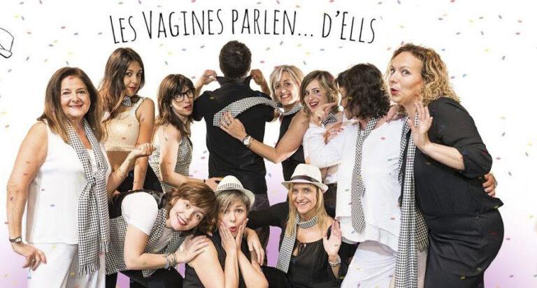 LES VAGINES PARLEN… D'ELLS del Grup de Teatre de Sant Hipòlit de Voltregà